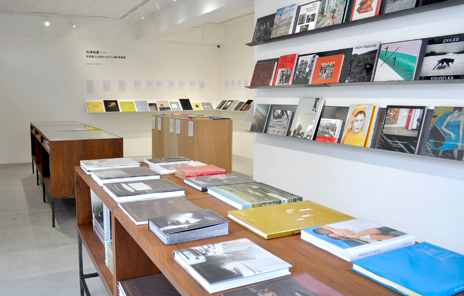Visit MOOM Bookstore to check out an exclusive photobook exhibition by MACK Publishing (Image form MOOM)