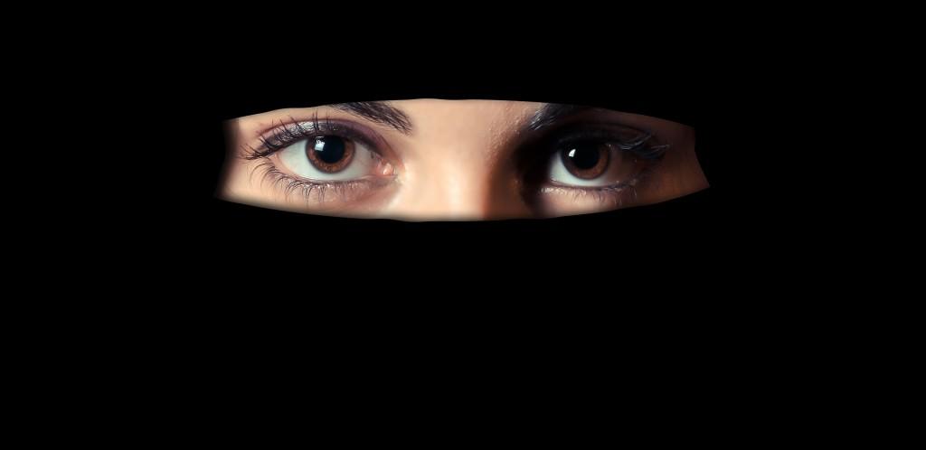 穆斯林示意圖,非當事人