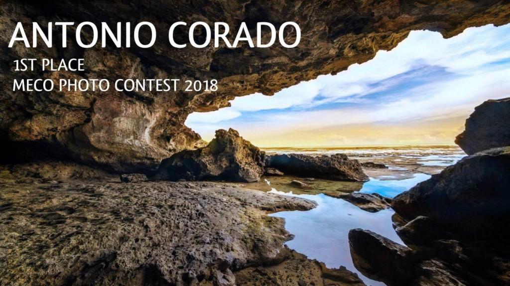 First place photo by Antonio Corado.