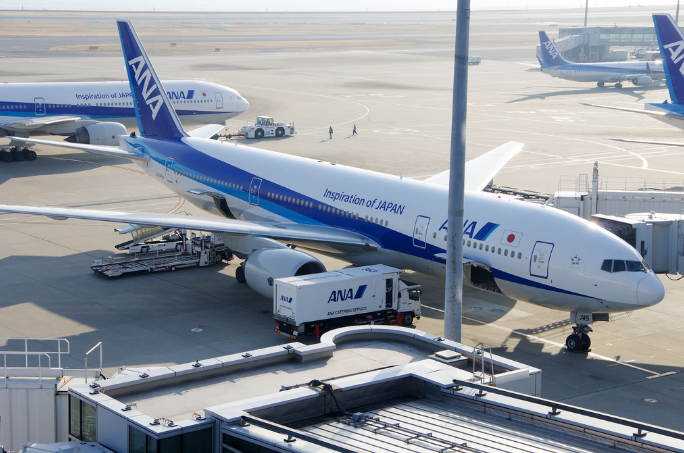 大阪伊丹機場(翻攝自Flickr)