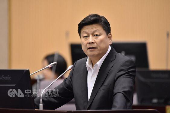 Hualien Magistrate Fu Kun-chi (傅崐萁) / file photo