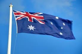 澳洲國旗(圖片來源:維基百科)