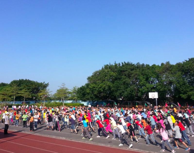 東安國小校長幫助新住民及其子女不遺餘力(照片來源:東安國小)