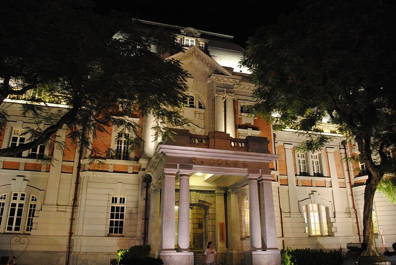 The National Museum of Taiwan Literature in Tainan (photo from Wikipedia)