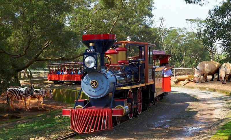 (photo courtesy of Leofoo Village Theme Park)