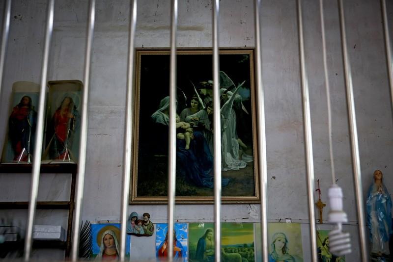 廣東揭西縣地下天主教會(圖/美聯社)