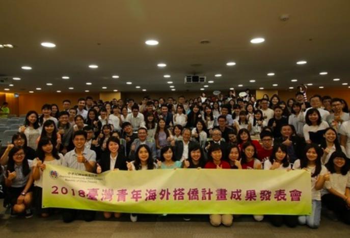 僑委會安排學生至新南向國家參訪,了解僑務運動(照片來源:僑委會)