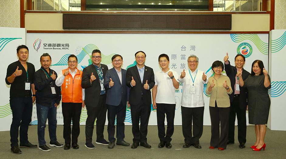 2018台灣國際當代觀光旅遊高峰論壇近日已於台東登場(照片來源:觀光局)