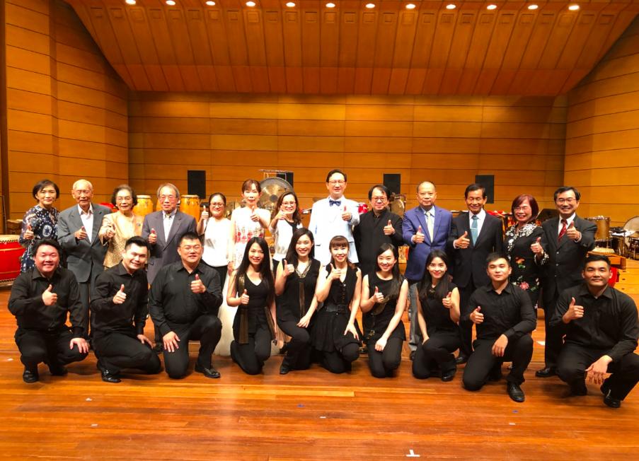 朱宗慶打擊樂團受邀至泰國演出獲好評(照片來源:駐泰代表處)