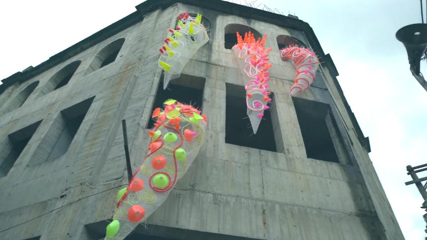 大稻埕國際藝術節10月1日起跑 邀民眾釋放狂騷內在