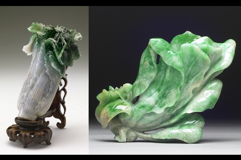 a853a199391d Jade carvings from Qing Dynasty to be put on display in Taichung  (Photo National