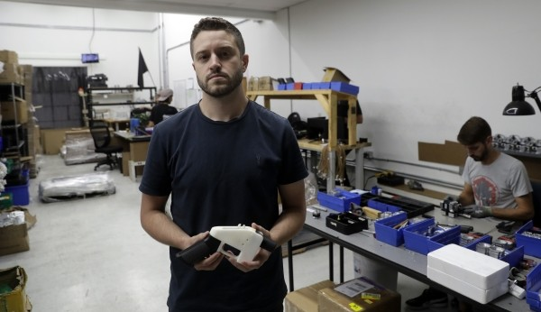 Cody Wilson, man behind Defense Distributed, charged with having sex with minor
