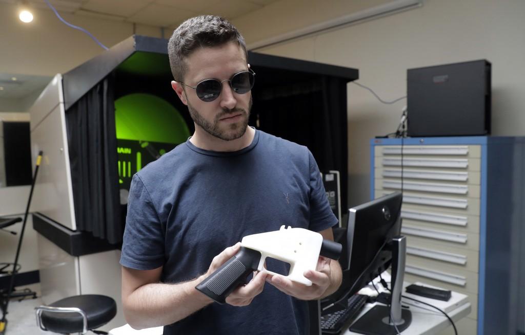 American 3D-printed gun maker, rape suspect Cody Wilson last seen in Taipei's Mandarin Oriental Hotel