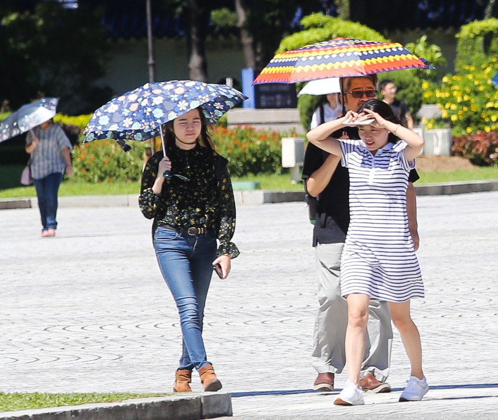 The average temperature for July and August 2018 was the lowest in 10 years, reports said Friday.