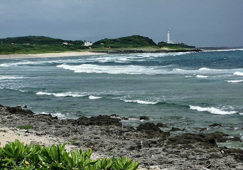 Ferry service to Taiwan's Green Island and Orchid Island suspended due to effects of Typhoon Trami