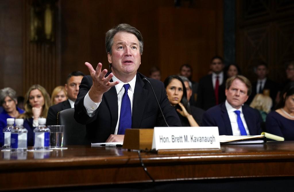 美最高法院法官候選人在高中時曾性侵女子?