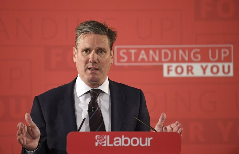 Labour MP Keir Starmer