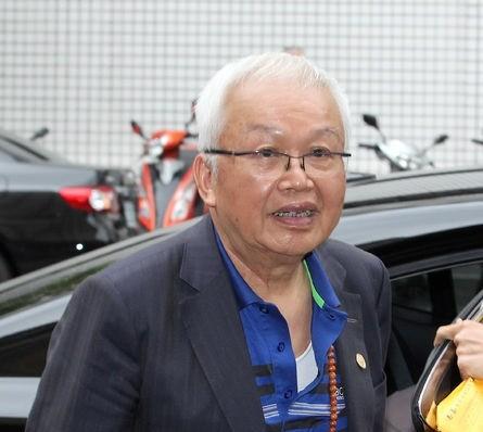 Taiwanese businessman Liu Tai-ying.