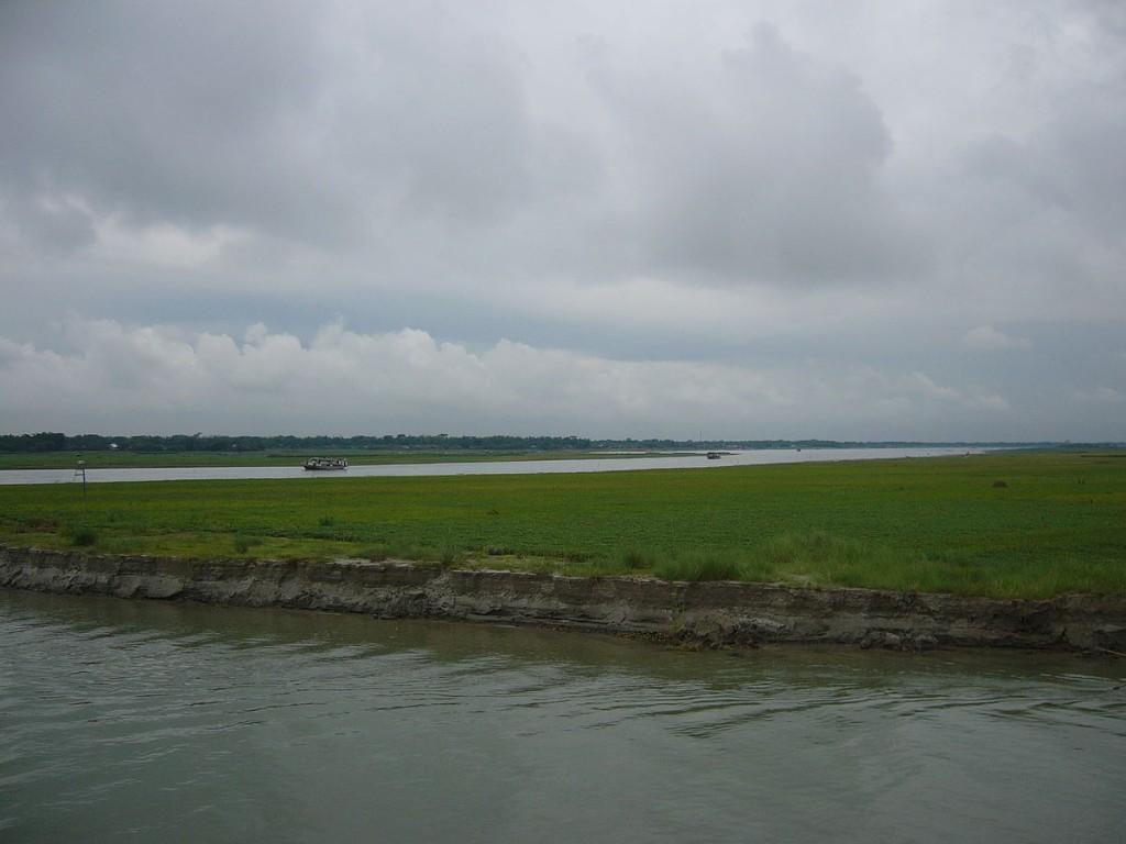 Padma River (照片來源:Shahnoor Habib Munmun / Wikipedia)