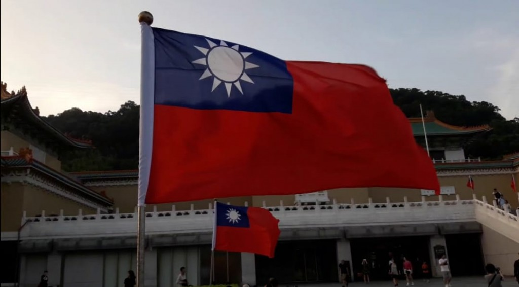 Guatemala tweeted its support for Taiwan Friday (photo from www.twitter.com/MinexGT).