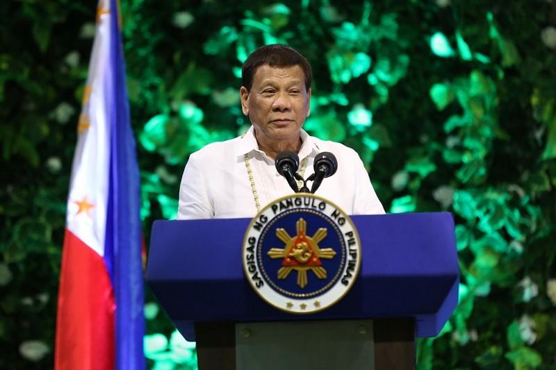 Rodrigo Duterte (Photo by FB Government of the Philippines)