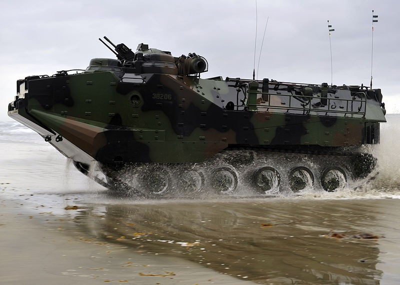 AAV7 Amphibious Assault Vehicle