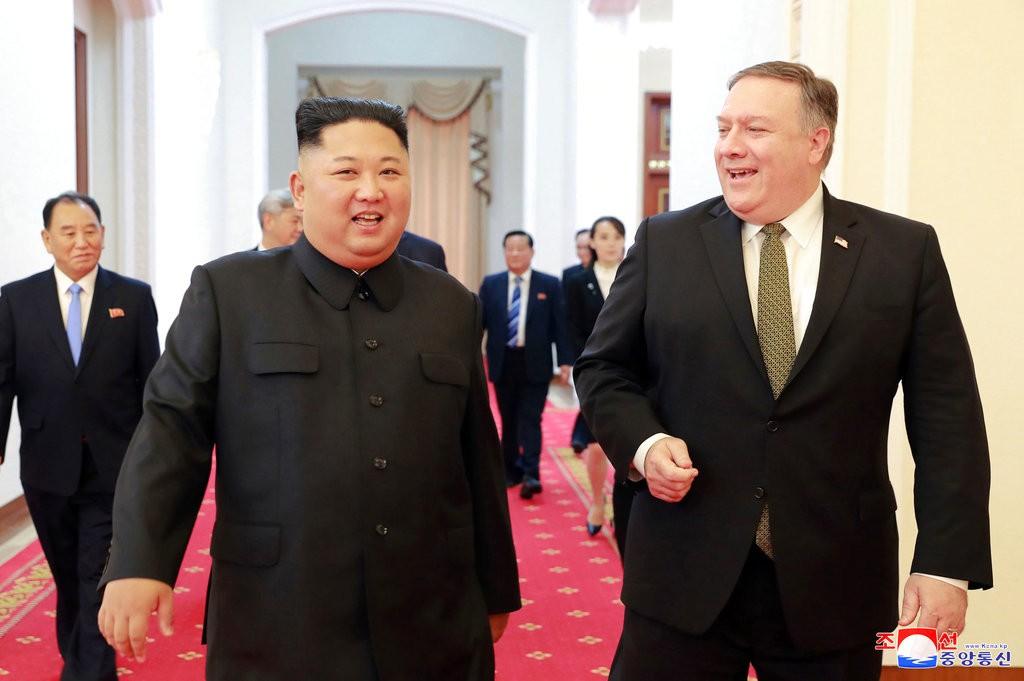 (朝鮮中央通信。美聯社提供)