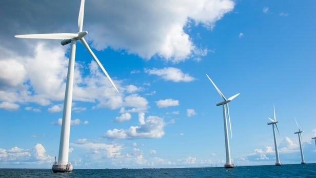 Hitachi Wind Turbines (from Hitachi Ltd.)