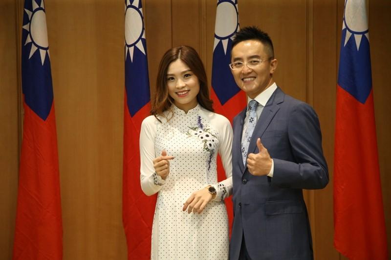越南新住民阮秋姮(圖/臉書Hang TV - 越南夯台灣)