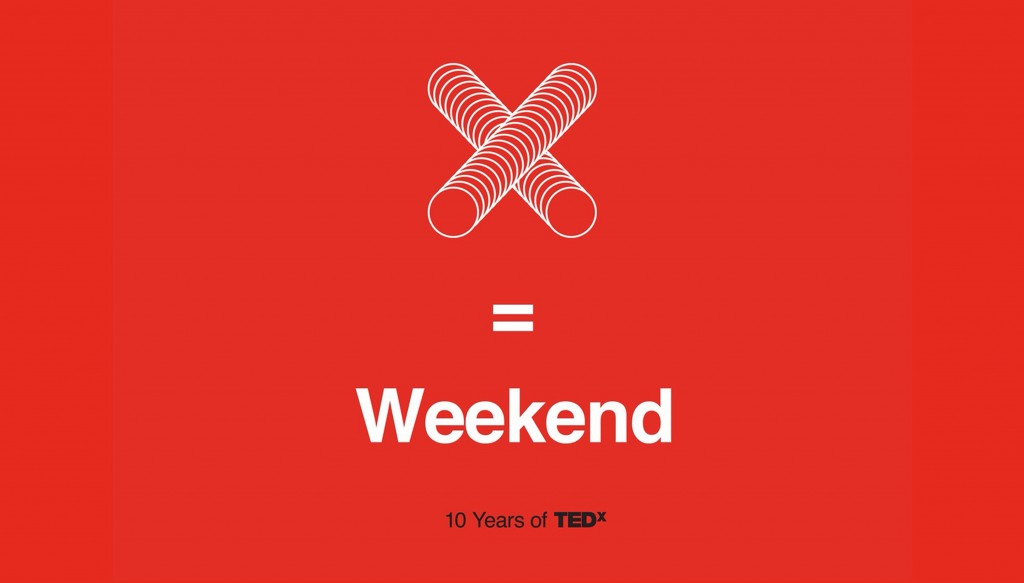 Taipei to host TEDxWeekend in November 2019.