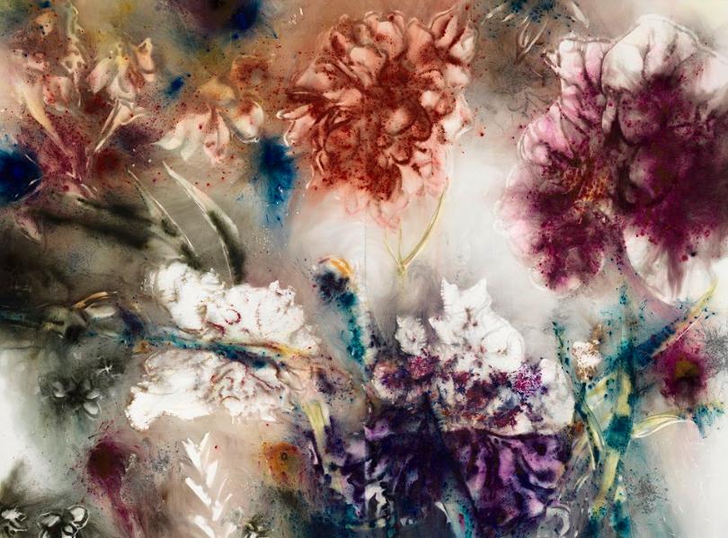 蔡國強個展《花曲》,將於11月義大利烏飛茲美術館登場(圖/誠品畫廊)