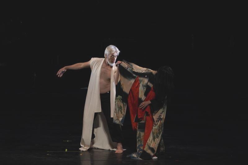 日本坂冬扇菊舞踊(圖/傳藝中心)