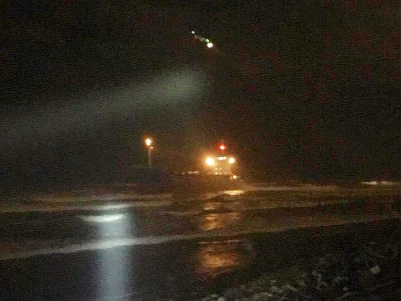 Coast Guard responding to distress call by  'Zhen-feng'