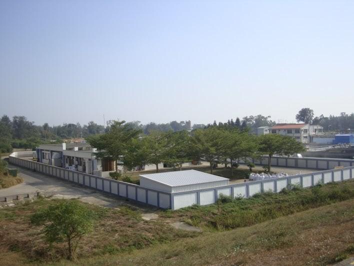 The photo shows Kinmen Desalination Plant (Image credit: aecom.com)