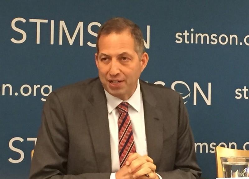 Former U.S. ambassador to Myanmar Derek Mitchell