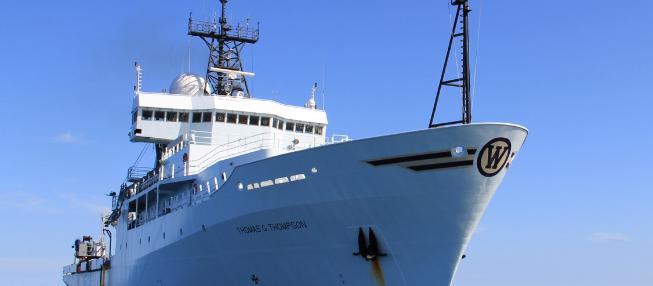 湯瑪斯號(Thomas G. Thompson(T-AGOR-23))(圖片來自網路)