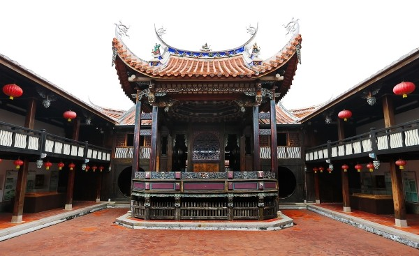 Wufeng Lin Family Mansion.