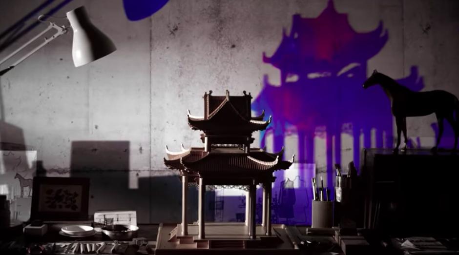 金馬55形象廣告由設計師方序中領軍製作(圖擷取自youtube)