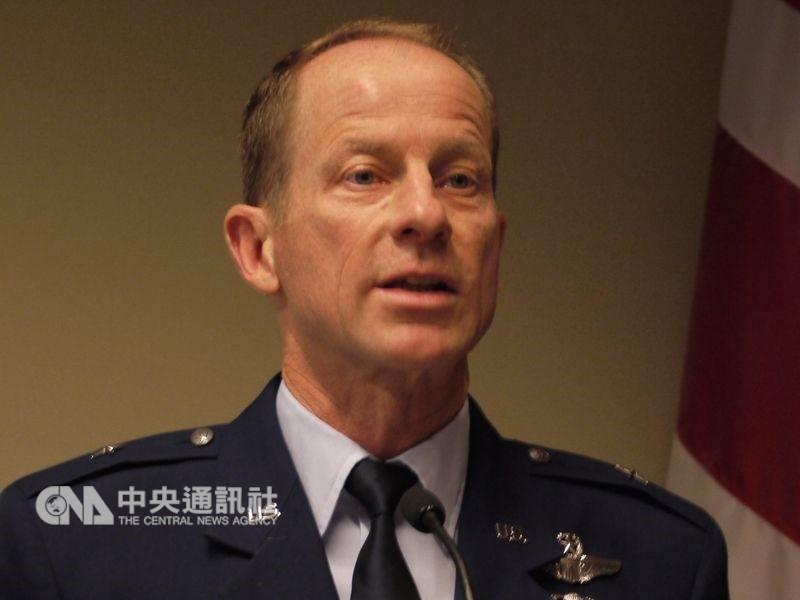 美國總統川普提名退役空軍准將史迪威(圖)為國務院亞太助卿
