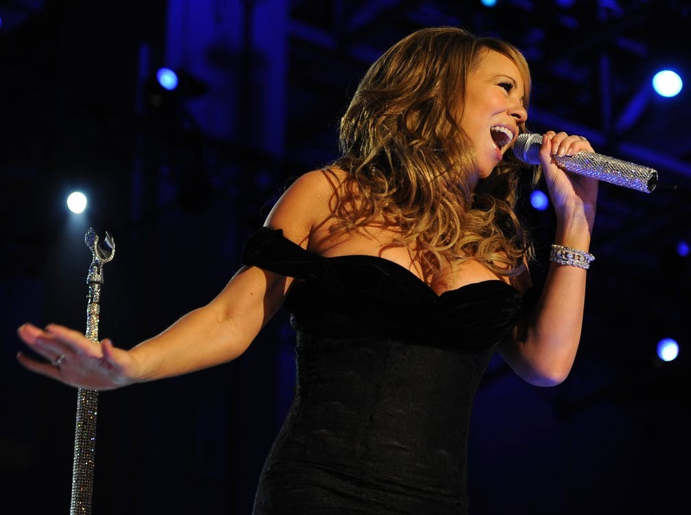 Legendary pop diva Mariah Carey (Photo courtesy of Pixabay)