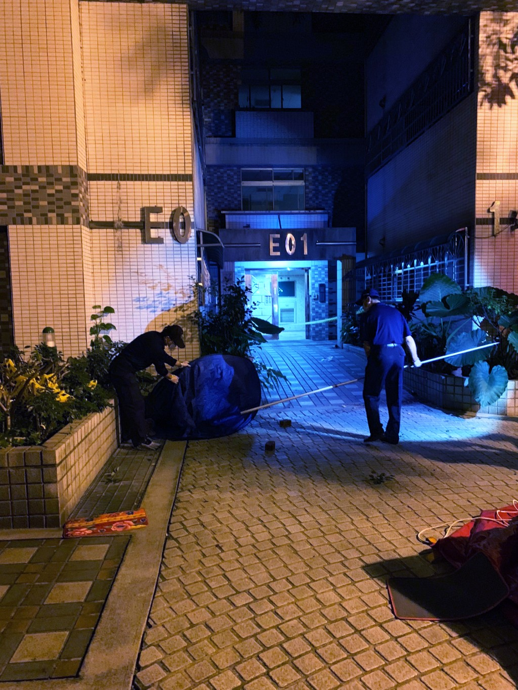 Man in drug-fueled rage decapitates mother, hurls head off 12-story building in northern Taiwan