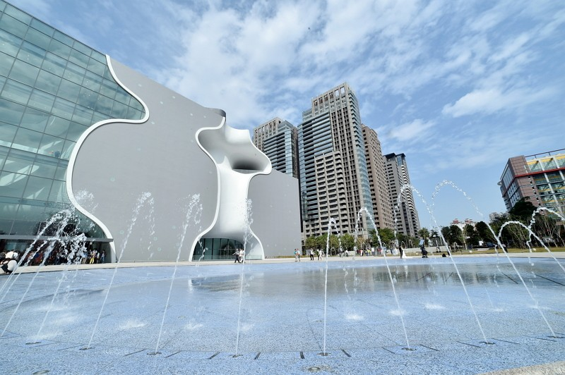 National Taichung Theater (Photo/Taichung City Government)