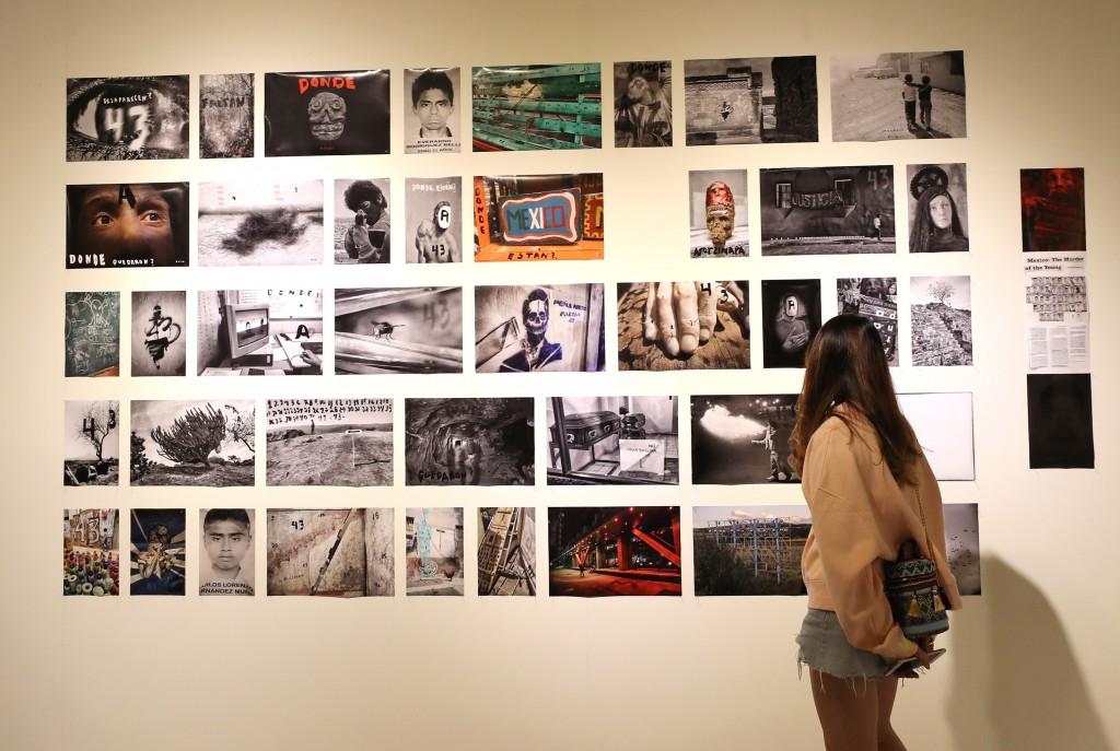 2018臺北國際攝影展20日於中正紀念堂正式開幕(照片來源:中央社提供)
