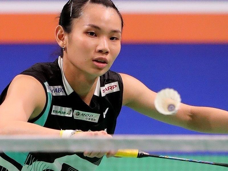 戴資穎21日在丹麥公開賽拿下女子單打冠軍(圖/丹麥公開賽官網)
