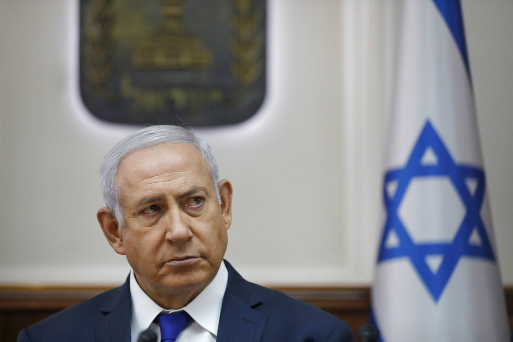 以色列總理內塔尼亞胡(圖片來源:美聯社)