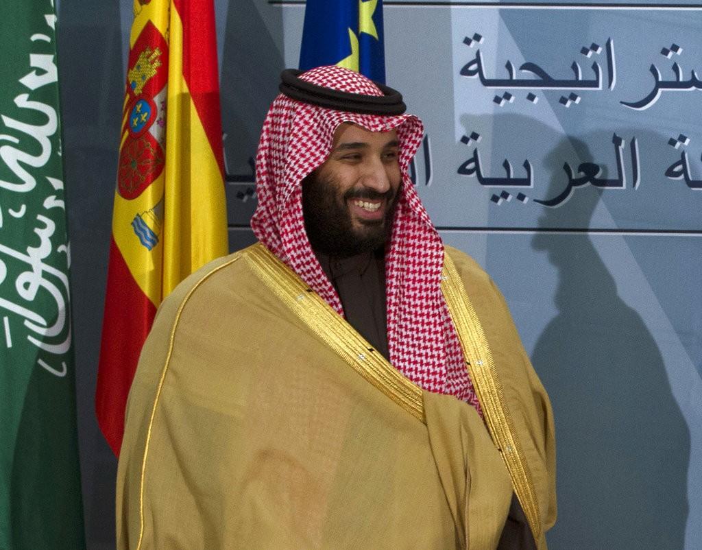 沙烏地王儲穆罕默德(圖片來源:美聯社)