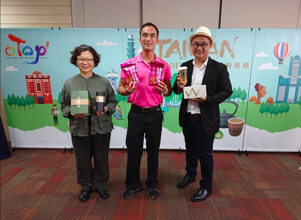 台灣特產節自即日起於新加坡展出(圖/駐新加坡代表處)