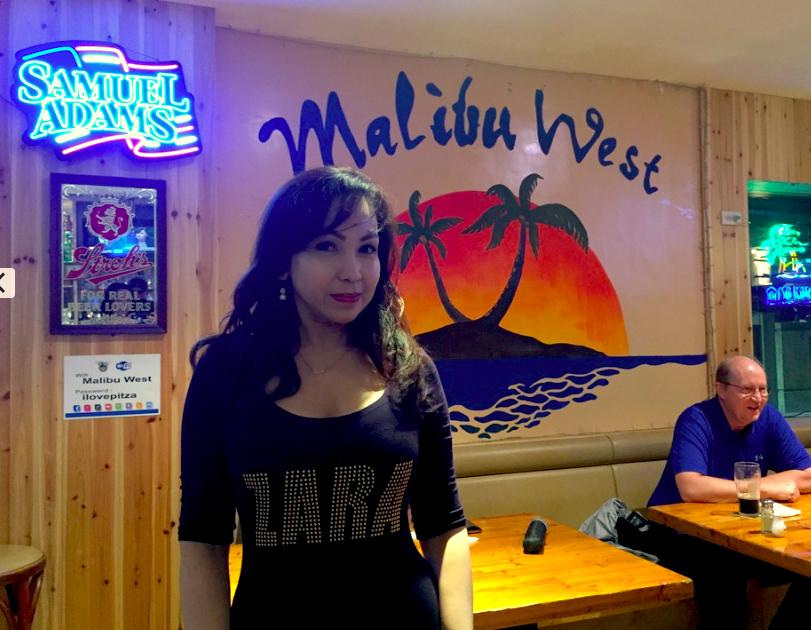 Melina將大學主修行為科學,套用在面試新進員工(圖/台灣英文新聞)