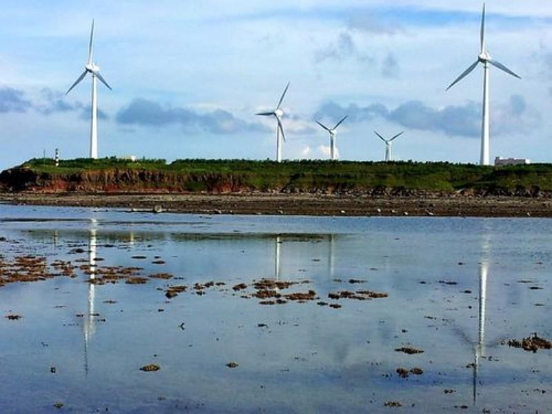 File photo: wind farm