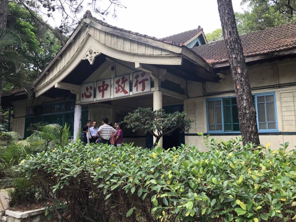 Hsinchu Detention Center building